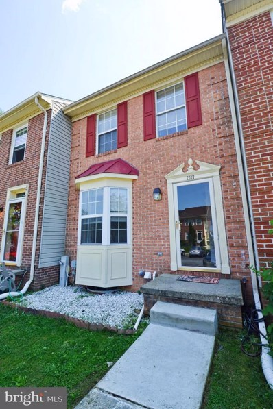 1511 St Christopher Court, Edgewood, MD 21040 - MLS#: 1000112919