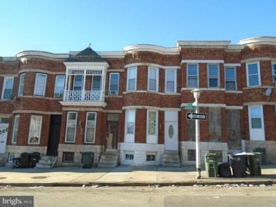 2224 Ruskin Avenue, Baltimore, MD 21217 - MLS#: 1000113272