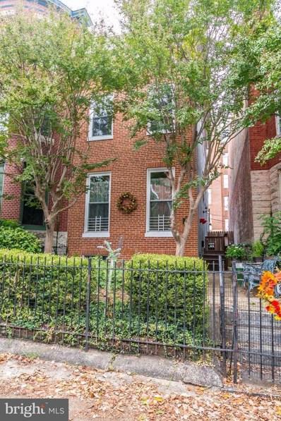 814 Hollins Street, Baltimore, MD 21201 - MLS#: 1000113814