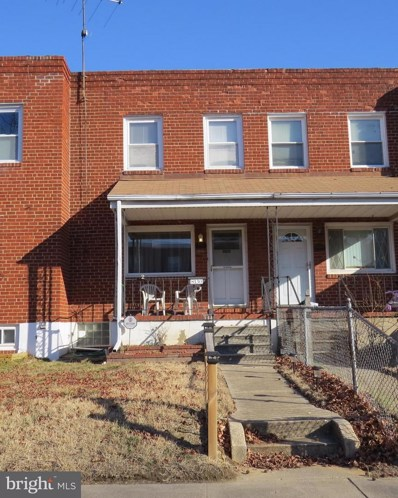 8130 Gray Haven Road, Baltimore, MD 21222 - MLS#: 1000114676
