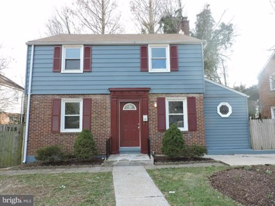 715 Milford Mill Road, Baltimore, MD 21208 - MLS#: 1000114935