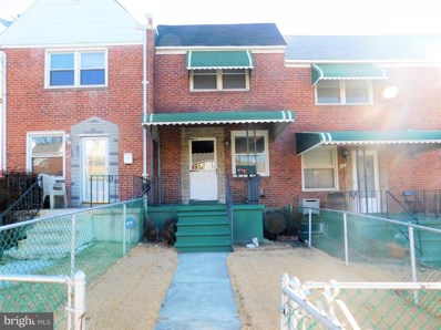 1521 Elrino Street, Baltimore, MD 21224 - MLS#: 1000115182