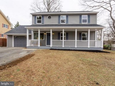 1819 Anderson Road, Falls Church, VA 22043 - MLS#: 1000115396