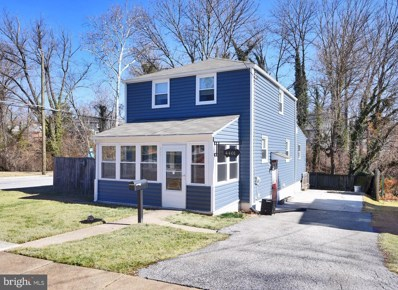 4401 Ridge Drive, Baltimore, MD 21229 - MLS#: 1000115432