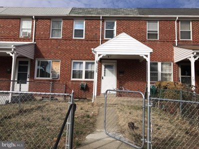 1528 Becklow Road, Baltimore, MD 21220 - MLS#: 1000115490