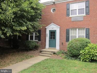 318 Ashby Street UNIT A, Alexandria, VA 22305 - MLS#: 1000115898