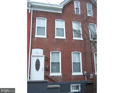 79 Grand Street, Trenton, NJ 08611 - MLS#: 1000116118