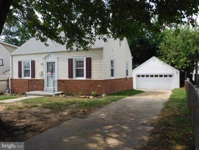 10 Crafton Road, Baltimore, MD 21221 - MLS#: 1000117071