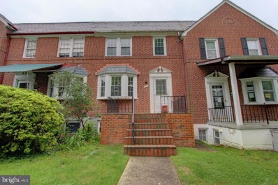 209 Westowne Road UNIT APT. A, Baltimore, MD 21229 - MLS#: 1000117311