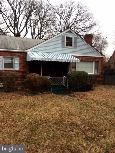 6024 Auth Road, Suitland, MD 20746 - MLS#: 1000117494