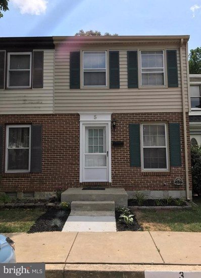 5 Durness Court UNIT 31C, Baltimore, MD 21236 - MLS#: 1000117551