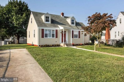 3512 Cornwall Court, Baltimore, MD 21222 - MLS#: 1000117576