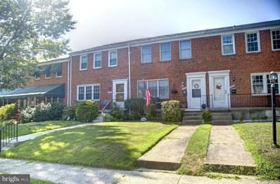 8122 Kirkwall Court, Baltimore, MD 21286 - MLS#: 1000117843