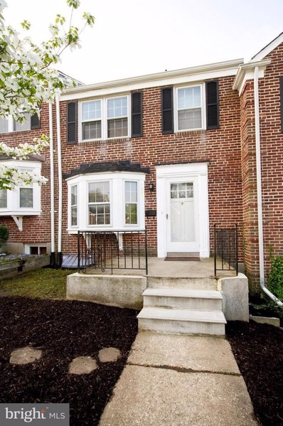 205 Stanmore Road, Baltimore, MD 21212 - MLS#: 1000117965