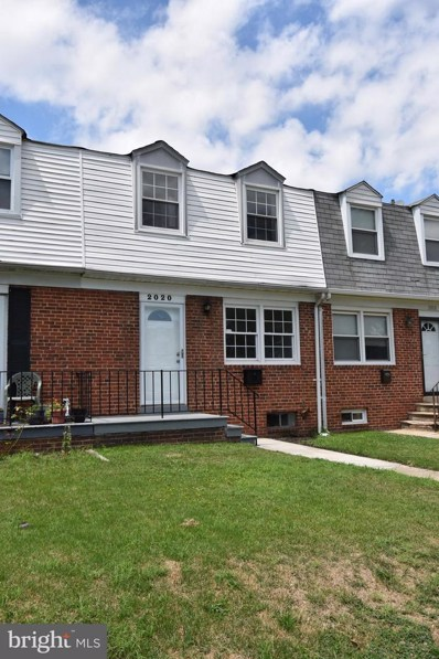 2020 Dineen Drive, Baltimore, MD 21222 - MLS#: 1000117989