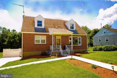 3631 Eitemiller Road, Baltimore, MD 21244 - MLS#: 1000118321