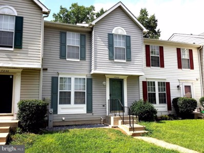 7242 Early Golden Lane, Baltimore, MD 21208 - MLS#: 1000118537
