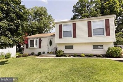 10 Forest Rock Court, Baltimore, MD 21228 - MLS#: 1000118539