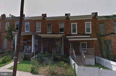 1004 Franklintown Road N, Baltimore, MD 21216 - #: 1000118710