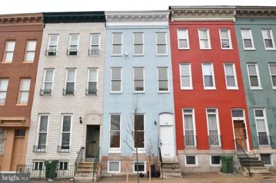 114 Mount Street, Baltimore, MD 21223 - MLS#: 1000118720