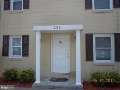 286 Fourth Avenue UNIT 101, Quantico, VA 22134 - MLS#: 1000118846