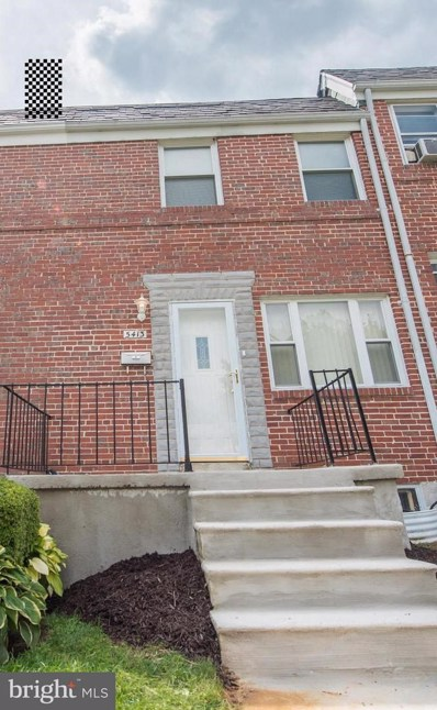 5413 Channing Road, Baltimore, MD 21229 - MLS#: 1000119183