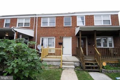 7847 Saint Boniface Lane, Baltimore, MD 21222 - MLS#: 1000119737