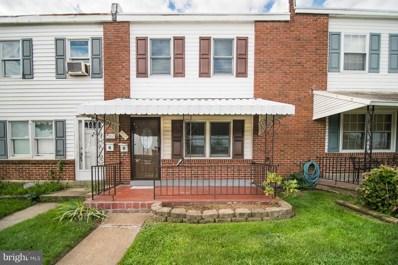 7905 Bank Street, Baltimore, MD 21224 - MLS#: 1000119915