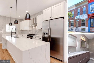 607 Fort Avenue, Baltimore, MD 21230 - MLS#: 1000120074