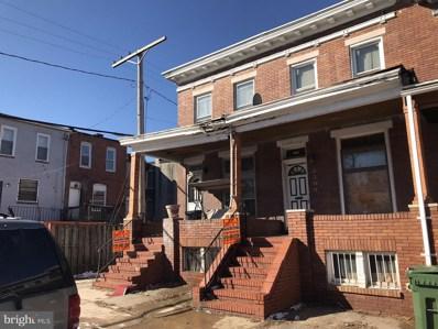 2200 Aiken Street, Baltimore, MD 21218 - MLS#: 1000120232