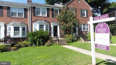 110 Brandon Road, Baltimore, MD 21212 - MLS#: 1000120371