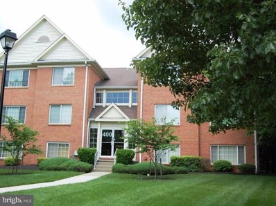400 Kilree Road UNIT 302, Lutherville Timonium, MD 21093 - MLS#: 1000120417