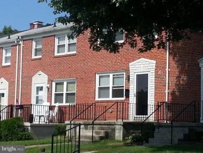 8561 Harris Avenue, Baltimore, MD 21234 - MLS#: 1000120435
