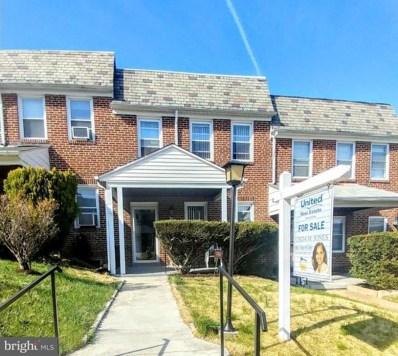 4708 Dunkirk Avenue, Baltimore, MD 21229 - MLS#: 1000120642