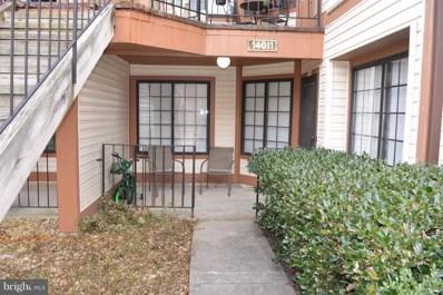 14011 Briston Street UNIT 11-D, Laurel, MD 20707 - MLS#: 1000121556