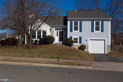 5501 Fire Fox Run, Centreville, VA 20120 - MLS#: 1000122090