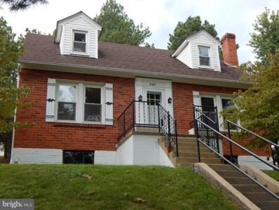337 Mineral Street, Strasburg, VA 22657 - MLS#: 1000122271