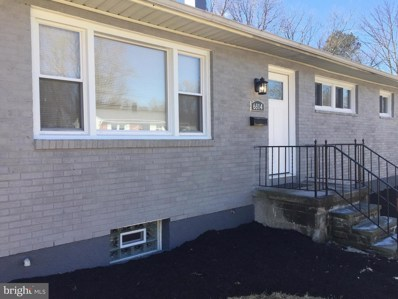 6814 Parsons Avenue, Baltimore, MD 21207 - MLS#: 1000122282
