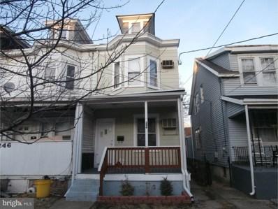 248 S Logan Avenue, Trenton City, NJ 08629 - MLS#: 1000122804