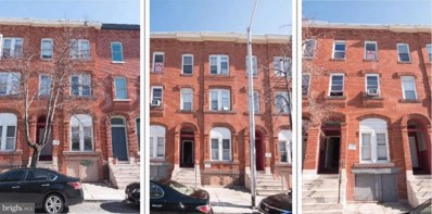 1713 Guilford Avenue, Baltimore, MD 21202 - MLS#: 1000123038