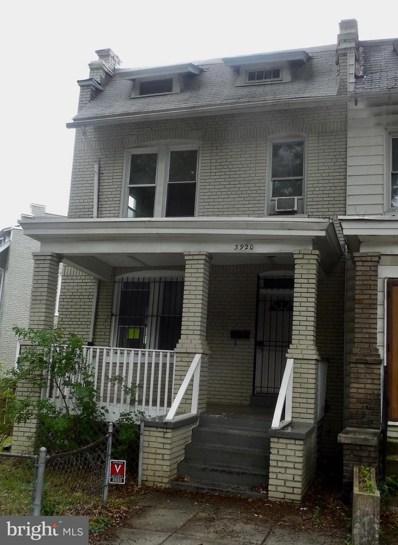 3920 3RD Street NW, Washington, DC 20011 - MLS#: 1000123643