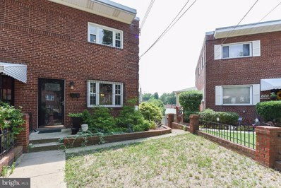 831 Oglethorpe Street NE, Washington, DC 20011 - MLS#: 1000124643