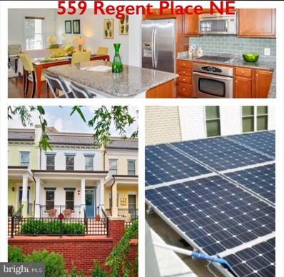 559 Regent Place NE, Washington, DC 20017 - MLS#: 1000124769