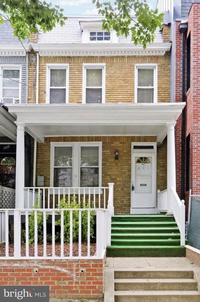601 Longfellow Street NW, Washington, DC 20011 - MLS#: 1000124799