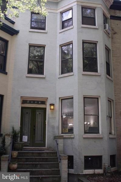 2228 Decatur Place NW UNIT B, Washington, DC 20008 - MLS#: 1000125245