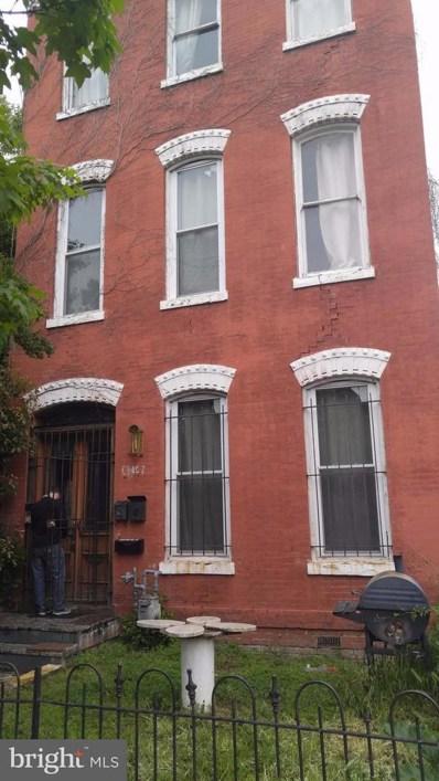 1407 10TH Street NW, Washington, DC 20001 - MLS#: 1000125491