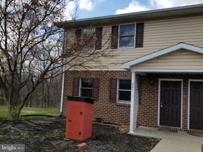 691 Center Drive UNIT 701, Chambersburg, PA 17201 - MLS#: 1000126138