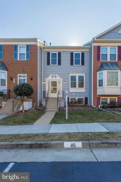 6012 Joust Lane, Alexandria, VA 22315 - MLS#: 1000126198
