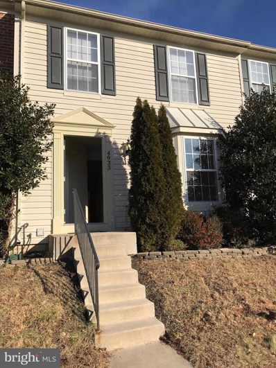 4933 Bristle Cone Circle, Aberdeen, MD 21001 - MLS#: 1000126506