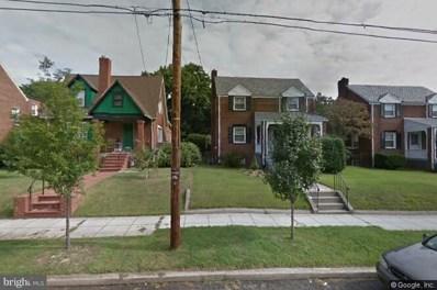 409 Quackenbos Street NW, Washington, DC 20011 - MLS#: 1000126749